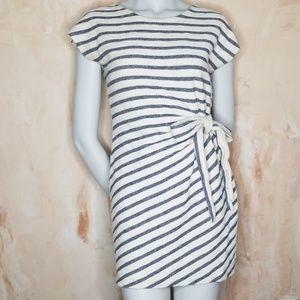 Anthropologie Saturday Sunday Striped Dress Size S